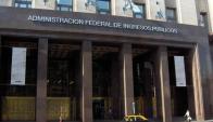 Administración Federal de Ingresos Públicos (AFIP). Foto: Archivo