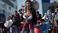 Flujos migratorios de Asia y África llegan a América del Sur. Foto: AFP