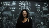 Marianella Morena. Foto: archivo El País