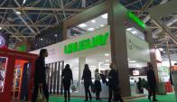 INAC: tiene un stand de 199 metros cuadrados en la Proexpo. Foto: INAC