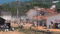 Alcacruz: Cárcel de Natal controlada por los narcos. Foto: AFP