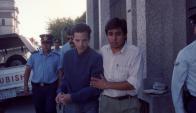 Goncálvez fue apresado en febrero de 1993, a la edad de 22 años. Foto: Archivo El País.