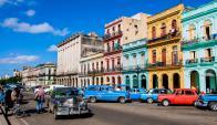 Sector dinámico. El turismo es motor de la economía cubana. Fuente: Shutterstock