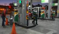 Evolución: la falta de combustible tenderá a agravarse. Foto: Ariel Comegna