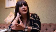 Dolores Redondo. Foto: EFE