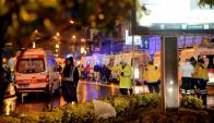 """Más de 30 muertos tras un atentado en el club """"Reina"""" de Turquía. Foto: Reuters."""