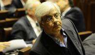 El diputado dejó al oficialismo sin las mayorías parlamentarias. Foto: D. Borrelli