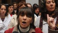 Daysi Iglesias. Foto: F. Flores