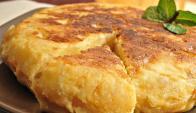 Tortilla: doce personas fueron intoxicadas por consumirla. Foto: archivo El País