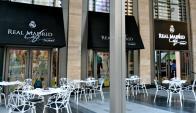 Dubái. El Madrid abrió su primer café en el exterior en la capital emiratí en 2014.