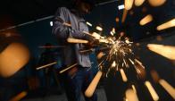 Industria: fue el sector con mayor monto de inversión. Foto: AFP