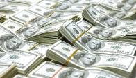 """Dólar: parte de que esté """"bajo"""" lo explica la situación a nivel global. Foto: AFP"""