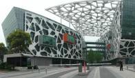 Sede central de Alibaba en Hangzhou. Foto: Wikimedia Commons