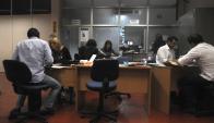 El gobierno quiere restituir funcionarios que fueron destituidos por ineptitud. Foto: Archivo El País