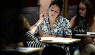 Universidad de Barcelona pone el ejemplo de los colegios público-privados. Foto: AFP.