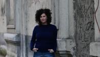 Nenan Pelenur, actriz y autora. Foto: Marcelo Bonjour