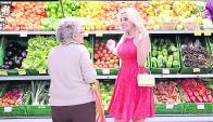 Charlotte Caniggia. La celebrity protagonizó la última campaña de Ta-Ta.
