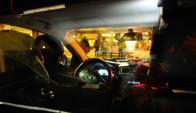 Actualmente hay 6 veces más rapiñas a taxis que cuando se implementó. Foto: M. Bonjour