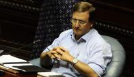 Leonardo De León señala que todos los gastos que hizo fueron por motivo de su labor. Foto: D. Borrelli