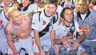 Copas sobran. Uruguaya, Apertura y Clausura de Danubio. Foto: Gerardo Pérez