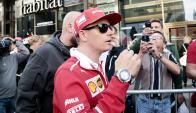 Kimi Raikkonen seguirá en Ferrari durante 2018. Foto: Reuters