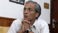 Juan Castillo. Foto: Archivo El País