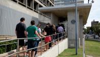 96,5% de las solicitudes de visas del último año fueron aprobadas. Foto: Embajada de EEUU en Uruguay
