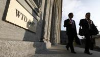 Sede de la OMC en Ginebra. Foto: Reuters