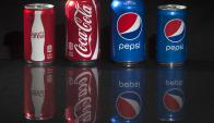 Contraste. A Pepsi le fue mejor que a Coca-Cola en un escenario desafiante para el negocio de los refrescos.
