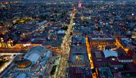 Ciudad de México es tan interminable como atractiva.