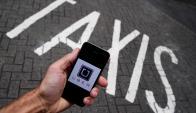 Uber. Foto: EFE