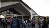 ANEP dice que en Ciclo Básico no hay más de 27 alumnos, pero son 40. Foto: archivo El País