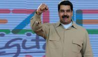 Maduro se mostró abierto a retomar el diálogo con la oposición. Foto: Reuters