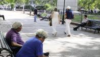 Jubilación: BPS paga más de 35.000 rentas por ahorro en AFAP. Foto: D. Borrelli