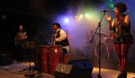 Criollo: Rada propone tango y candombe. Foto: Héctor Gomez