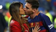 Lionel Messi y Antonella Roccuzzo festejarán su boda el 30 de junio.