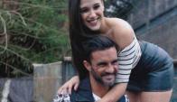Barbie Vélez y Fabián Cubero (Foto: Gente)