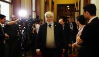 Bonomi:  es respaldado por el  sector de José Mujica. Foto: Marcelo Bonjour
