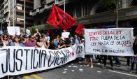 Judiciales calculan que deuda del Estado con ellos asciende a US$ 40 millones. Foto: M. Bonjour