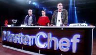Puglia, Soria, Lainé los jurados de Masterchef tienen una tarea ardua. Foto: Difusión