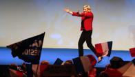 Marine Le Pen. Foto: AFP