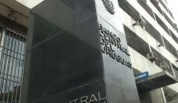 Central: el BCU profundiza la política monetaria contractiva. Foto: Francisco Flores