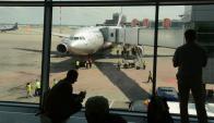 Snowden tenía reservado un asiento en el vuelo hacia La Habana desde Moscú; nunca apareció. Foto: AFP