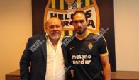 Martín Cáceres fue fichado por Hellas Verona. Foto: Gianlucadimarzio.com