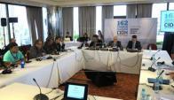 Las organizaciones de DDHH denuncian que la ausencia demuestra desinterés. Foto: EFE