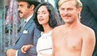 Doña Flor y sus dos maridos. Foto: Difusión