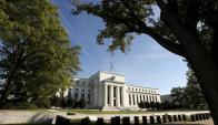 Sede de la Fed en Washington. Foto: Reuters