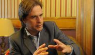 Luis Lacalle Pou. Foto: archivo El País
