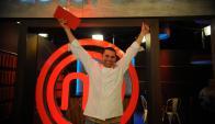 Nilson, el primer campeón del popular programa. Foto: Fernando Ponzetto