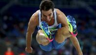 Lasa. El atleta competirá en Shanghai. Foto: Reuters